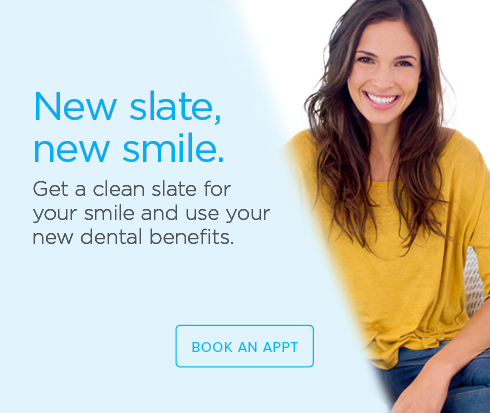 Denton  Modern Dentistry and Orthodontics - New Year, New Dental Benefits