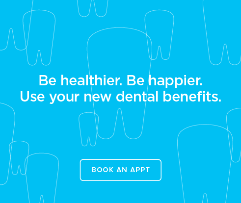 Be Heathier, Be Happier. Use your new dental benefits. - Denton  Modern Dentistry and Orthodontics